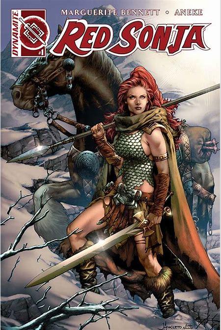 Dynamite® Red Sonja Vol 3 #1