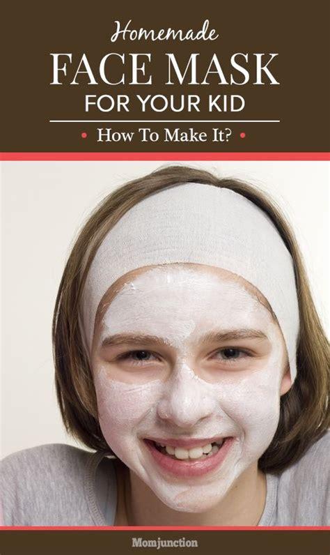 homemade face mask  kids face masks