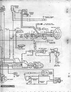 1960 F100 Wiring Diagram