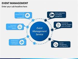 event management powerpoint template sketchbubble