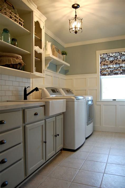 pictures  laundry rooms roly poly farm laundry room