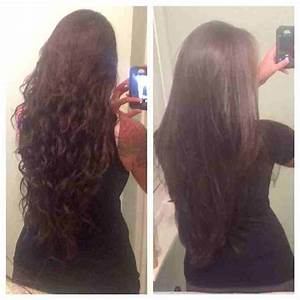 Apply This Oil For Permanent Hair Straightening In Natural
