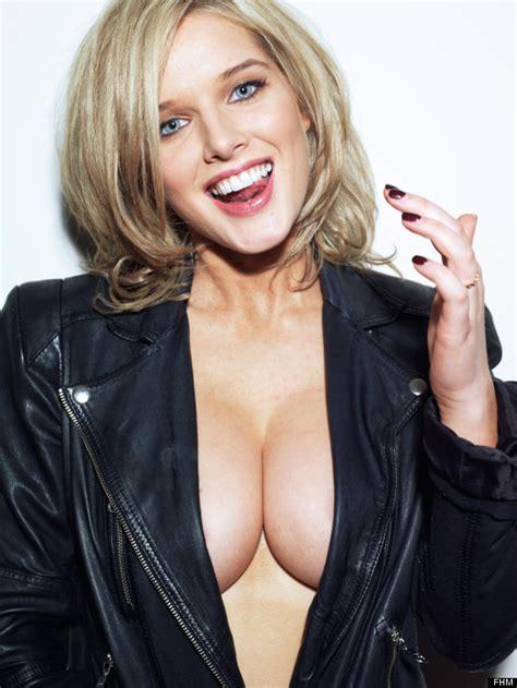fhm  sexiest women helen flanagan  uks top girl