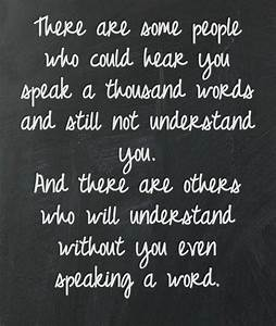 Daily Quotes: There Are Some People Who Will Understand ...
