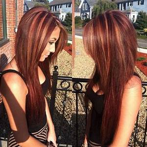 Auburn base , Caramel highlights | Hair :) | Pinterest ...