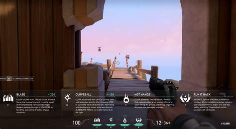 phoenix valorant guide agent abilities bermain cara gameplay hasagi