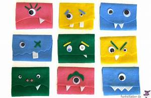 Basteln Kindergeburtstag 5 : schnell gebastelt monsterm ige einladungskarten anleitungen do it yourself basteln ~ Whattoseeinmadrid.com Haus und Dekorationen