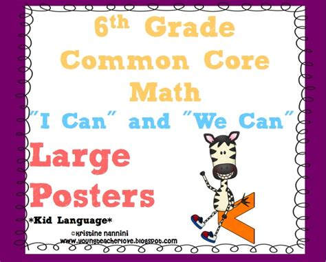 17 Best Images About 6th Grade On Pinterest  Equation, Literacy Centers And Graphic Organizers