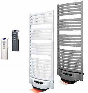 Radiateur Seche Serviette Electrique Soufflant : radiateurs lectriques s che serviette eco energie ~ Edinachiropracticcenter.com Idées de Décoration