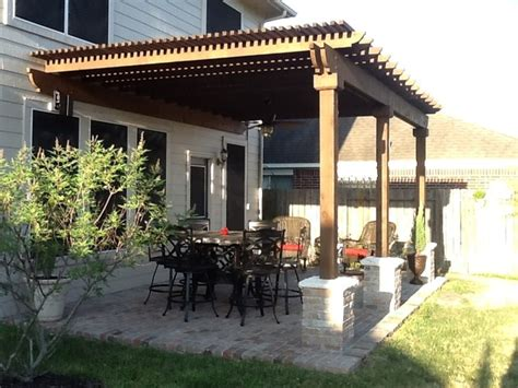 affordable shade patio covers pergolas arbors and gazebos traditional patio