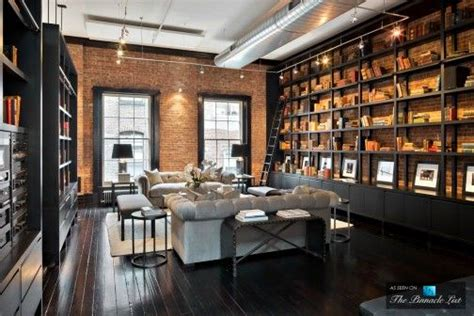 Best 25+ New York Loft Ideas On Pinterest Industrial