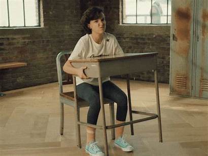 Bobby Millie Brown Converse Gifs Angry Teacher