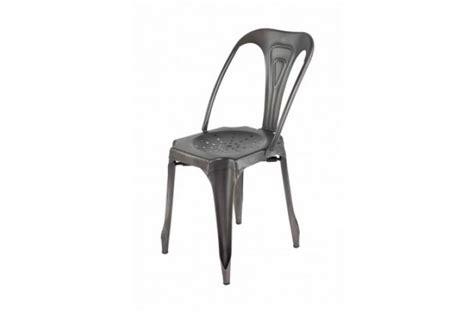 chaise metal industriel pas cher chaise metal industriel pas cher