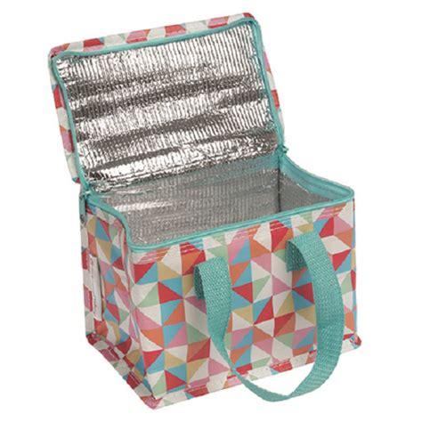 sac isotherme repas bureau sac repas géométrique isotherme lunch bag 25632 rex