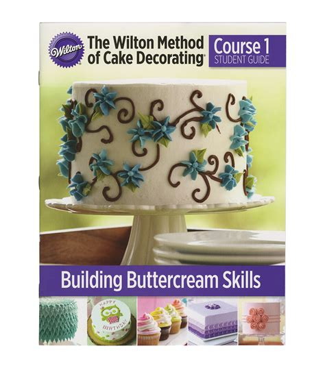 Cake Decorating Class Supply List by Wilton Lesson Plan In Course 1 Jo