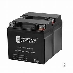 Batterie 12v 4ah : ytx5l bs 12v 4ah battery replaces peugeot trekker 100 2001 2 pack ~ Medecine-chirurgie-esthetiques.com Avis de Voitures