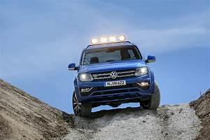 Erste Fahrt  Volkswagen Amarok V6 Tdi 4motion