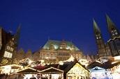 Germany's Hanseatic Cities of Hamburg, Lübeck and Bremen ...