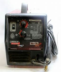 Lincoln Electric Weld Pak 100 Hd Wire