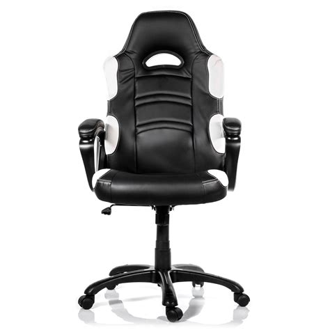 Arozzi Enzo Gaming Chair by Arozzi Enzo Gaming Chair White Enzo Wh B H Photo