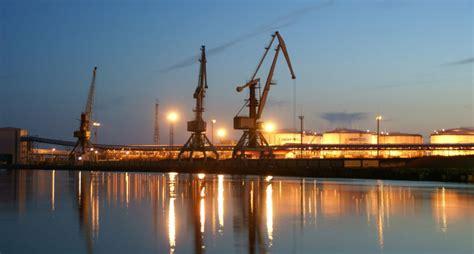 Terminals - Freeport of Ventspils authority