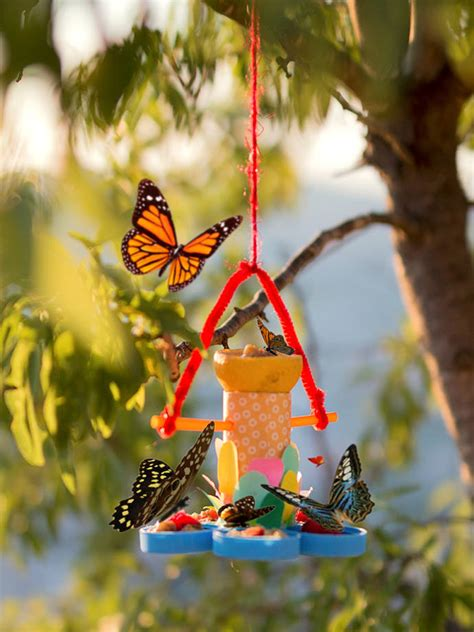 diy butterfly feeder how to make a recycled butterfly feeder handmade