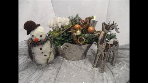 Pompöse Advents+weihnacht Deko;tisch Deko , Geschenk