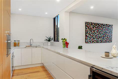 Laminex Kitchen Ideas - spruson st neutral bay premier kitchens