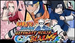 Naruto Ultimate Ninja Blazing Veja Como Baixar O APK E
