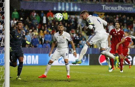 Real Madrid's Sergio Ramos declared world's best… at ...