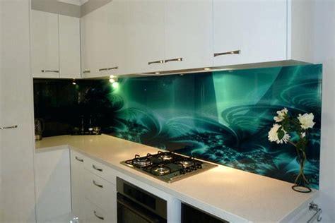 Glass Kitchen Backsplash Pictures by Breathtaking Glass Kitchen Backsplash Glass Printed Glass