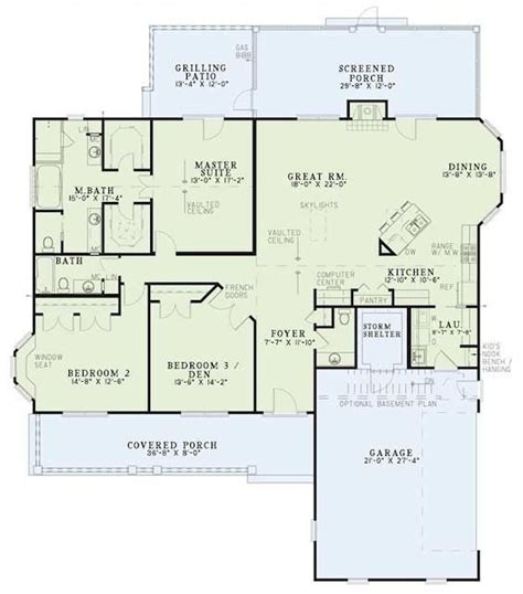 one level house plans with basement one level house plans with no basement inspirational best