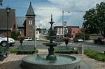 Polk fountain, Columbia, TN - Picture of Columbia ...