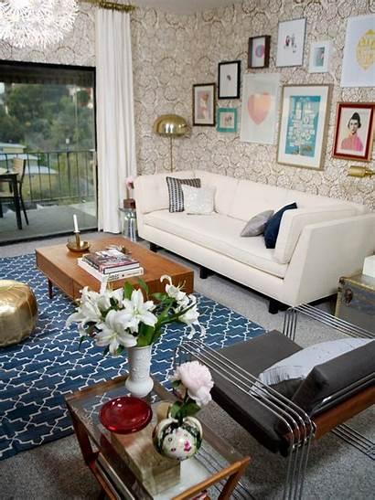 Hgtv Living Eclectic Stylist Secrets Patterned Decorating