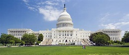 Photos of the U.S. Capitol Building in Washington, DC
