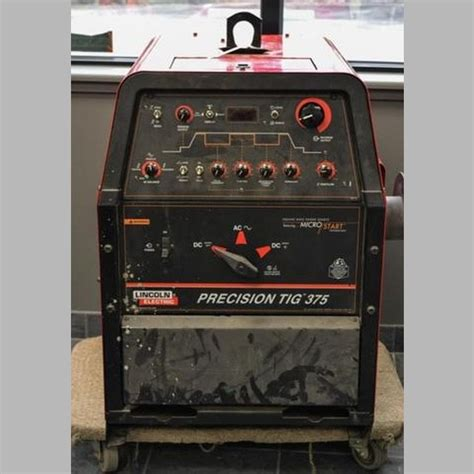lincoln precision tig  welder  sale lincoln