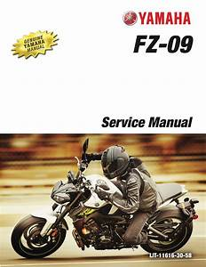 Yamaha Fz09    Mt09 2017 2018 2019 Workshop Repair Service Manual