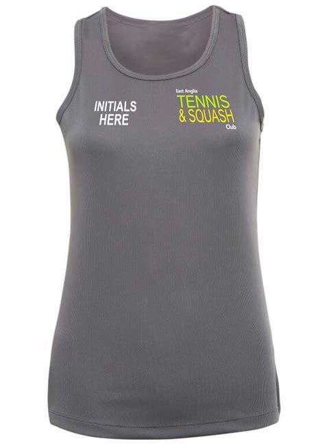 eatsc womens classic sports vest  colours iprosports
