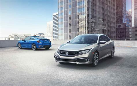 All Honda Civic Si Models by New 2019 Honda Civic Facelift Revealed All Models Come