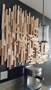 1000 idees sur le theme des cadres en bois sur pinterest With decoration mur exterieur jardin 6 decoration salon avec grand tableaux