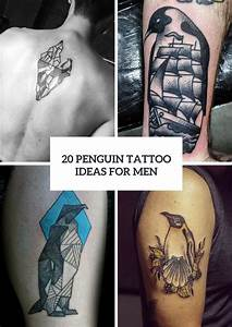 20 Stylish Penguin Tattoo Ideas For Men
