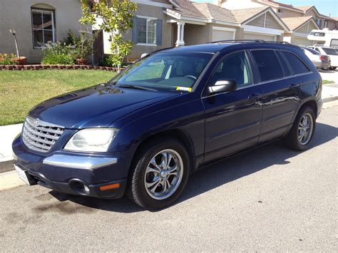 Chrysler Pacifica Touring 2005 by 2005 Chrysler Pacifica Pictures Cargurus