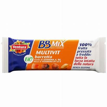Barretta Bio Multivit Bbmix Barrette Ventura Pezzi