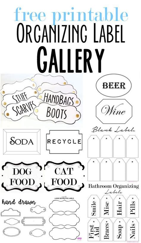 kitchen pantry makeover best 25 organizing labels ideas on doc to pdf 2414