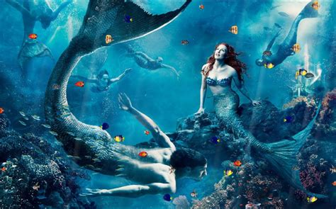 Beautiful Mermaids Animated Wallpaper - beautiful mermaids animated wallpaper desktopanimated