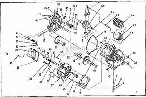 Generac Gh-410 Parts Diagram For Long Block