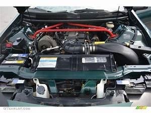1995 Chevrolet Camaro Z28 Coupe Engine Photos