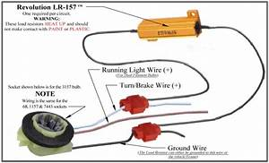 Help Installing Led Turnsignal Bulbs