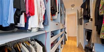 Closet Clothes Clutter Huffpost