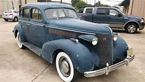 Buick 40 Special Coupe 1937 Blue For Sale  3086908 1937